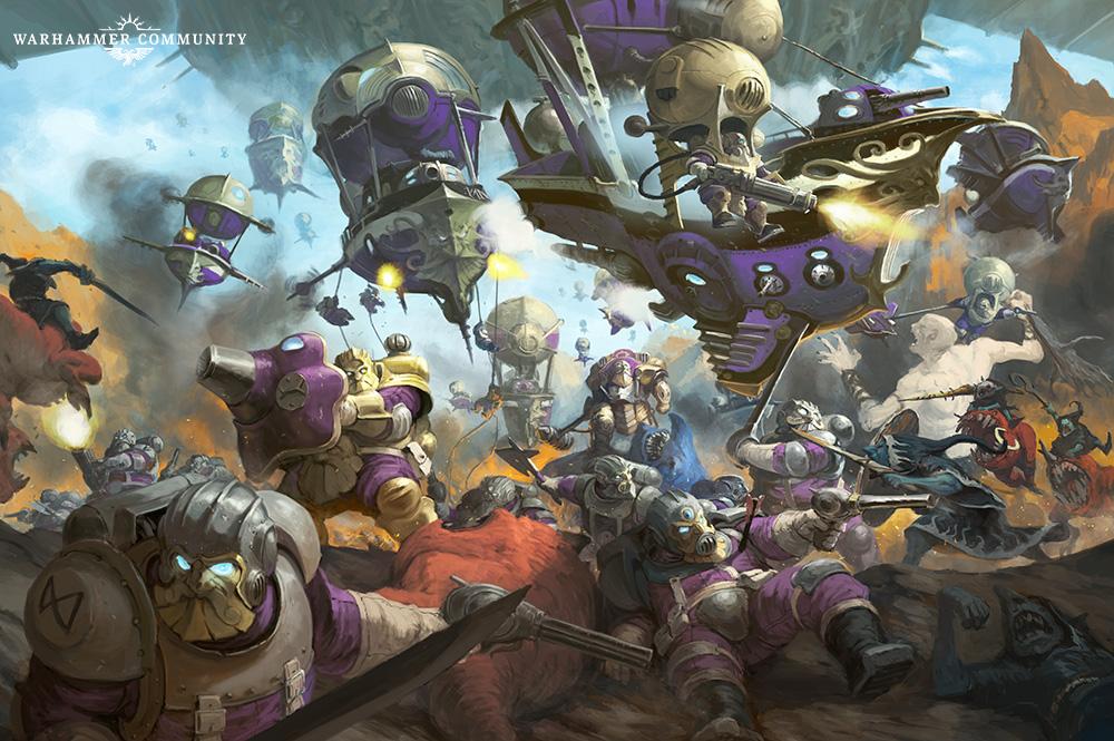 Lot Of 20 25mm Round Slot Bases For Warhammer 40k /& AoS Games Workshop Bitz